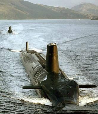 Britain's £30 billion Nuclear insurance policy - Trident II